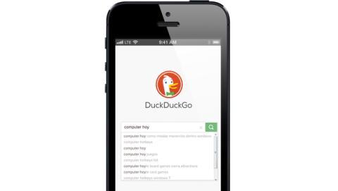 DuckDuckGo en tu iPhone