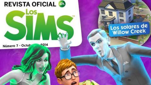 Descarga gratis la Revista Oficial de los Sims Número 7
