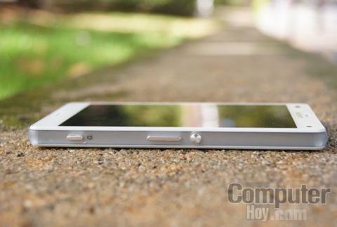 Sony Xperia Z3 Compact bordes