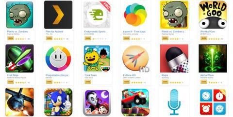 Apps y juego de pago gratis en Halloween