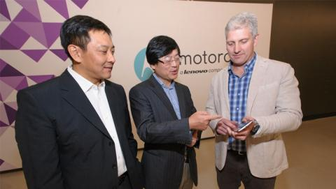 Lenovo compra Motorola