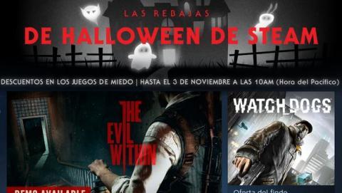 Llegan a Steam las rebajas de Halloween. ¡Espeluznantes!