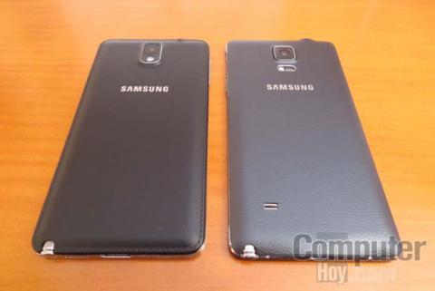 Tapa trasera Samsung Galaxy Note 3 y 4