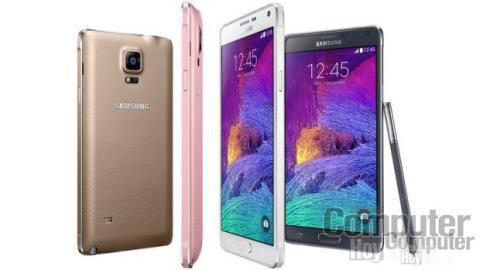 Colores Samsung Galaxy Note 4