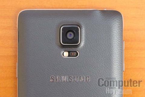 Cámara Samsung Galaxy Note 4