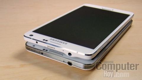 Samsung Galaxy Note 3 y 4