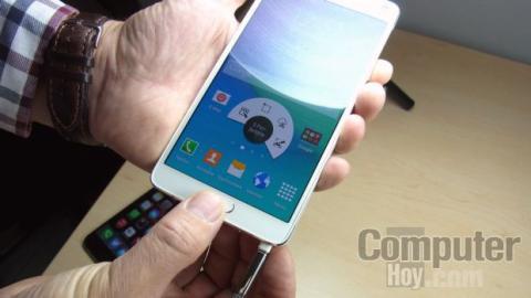 Sensor huella Samsung Galaxy Note 4
