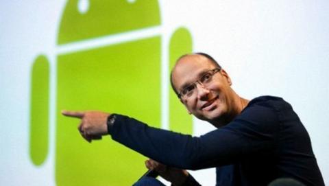 Andy Rubin, el creador de Android, abandona Google.