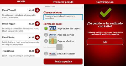 La App De La Nevera Roja Da La Vuelta A La Comida En Casa