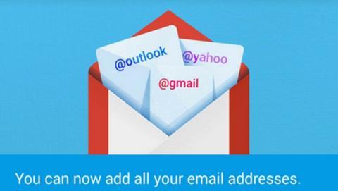 Descarga Gmail 5 con Material Design y soporte multicuenta.
