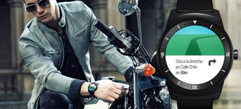 LG G Watch R a la venta en España