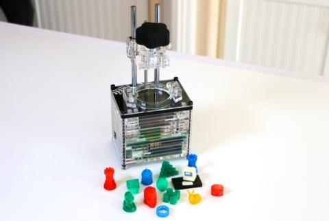 iBox Nano impresora 3D de bolsillo