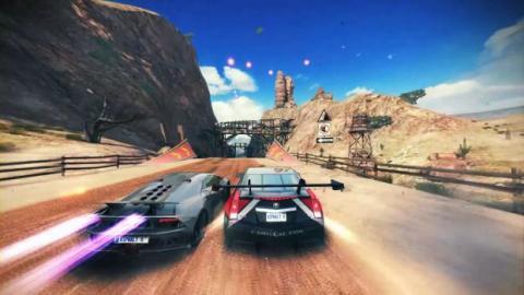 Nexus Player juegos gameloft