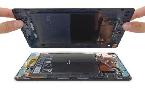 Nexus 9 por dentro