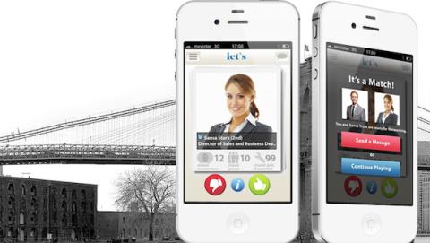 Let's App, encuentra empleo a través de tus conocidos
