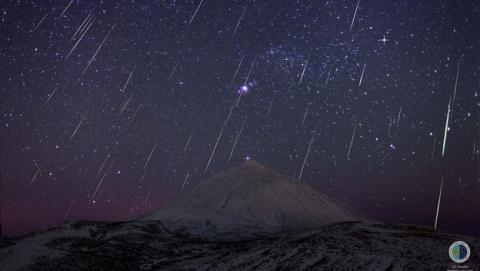 Temporada baja de Táuridas este año. ¿Has visto alguna? También caen meteoritos en Japón.