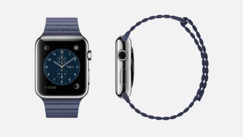 Apple Watch saldrá a la venta el Día de San Valentín, el 14 de febrero, con precios entre 350 y 5000 dólares.