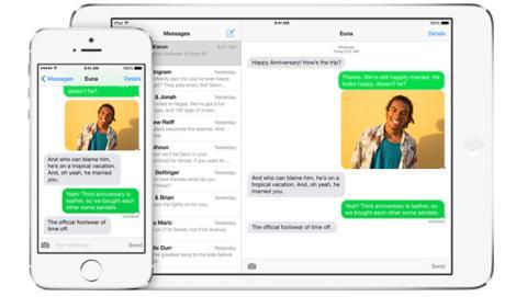 iMessage calificado el servicio de mensajería más seguro