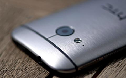 cámara HTC One Mini 2