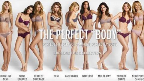 Las modelos de Victoria Secret levantan polémica en Internet