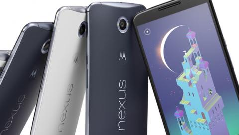 nexus 6 amazon reserva
