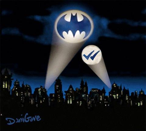 Batman whatsapp
