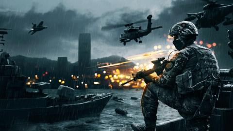 Battlefield 4 completo y gratis para PC, en Origin, para que juegues una semana.