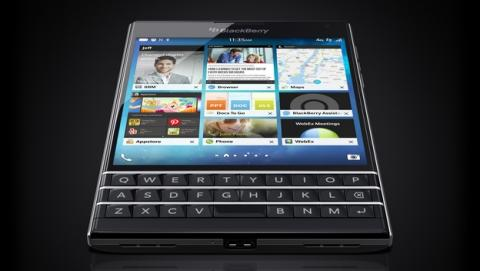 BlackBerry Passport ya disponible en España, con Vodafone
