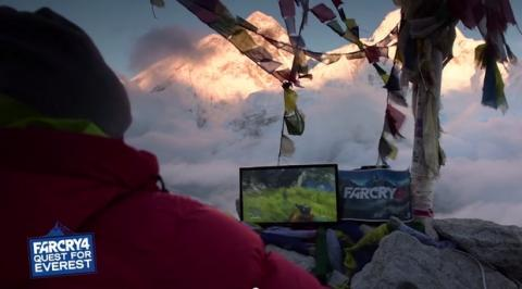 Far Cry 4 quest for Everest