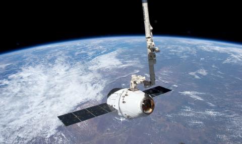 Explosión cohete SpaceX
