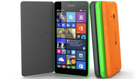 Nuevo Lumia 535