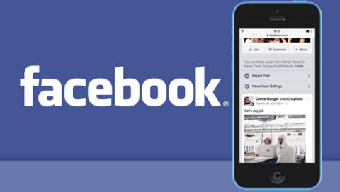 Ahora Facebook permite ignorar a amigos