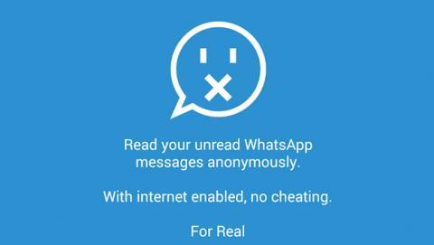 Con esta app podrás ocultar el doble check azul de WhatsApp