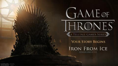 Game of Thrones, el videojuego, deja ver algunos detalles