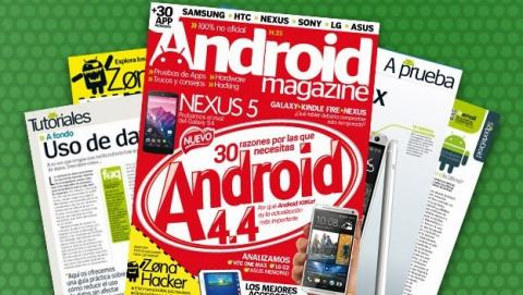 Android Magazine ya está disponible en Google Play