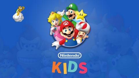 Nintendo Kids, nueva web con actividades, juegos y vídeos para niños