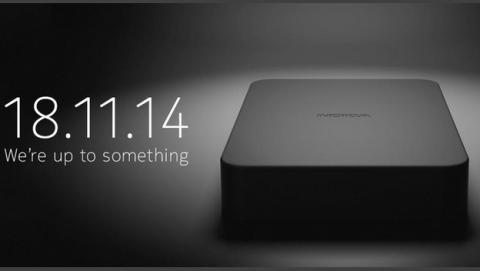 Nokia desvela una misteriosa caja negra. ¿Qué será?