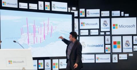 Acuerdo Microsoft Real Madrid