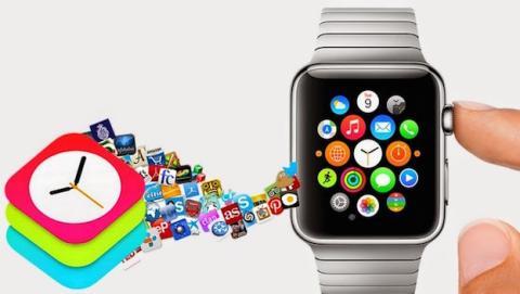 kit de desarrolladores de app para el Watch está listo