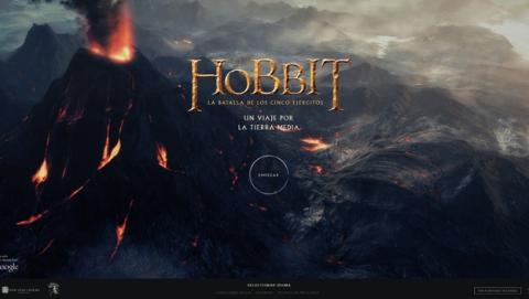 Google y Chrome Experiment te retan a luchar en El Hobbit  La Batalla de los Cinco Ejércitos.