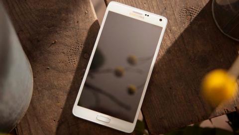 Galaxy Note 4 tiene la pantalla con mayor precisión de color