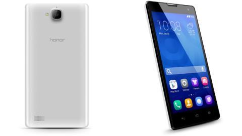 Honor 3C: Presentado el nuevo móvil de la filial de Huawei