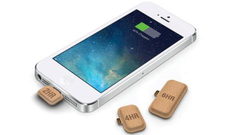 Este prototipo de batería de iPhone podría hacerse realidad