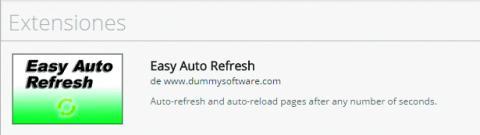 Easy Auto Refresh