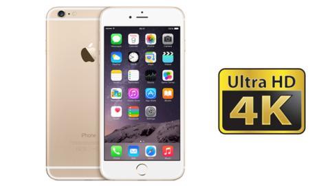 iphone 6 video 4k