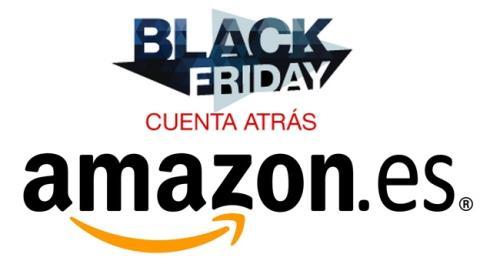 El Black Friday llega a Amazon.es, descubre las ofertas del 24 de noviembre al 1 de diciembre.