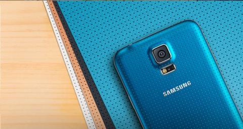 Samsung Galaxy S5 bajas ventas
