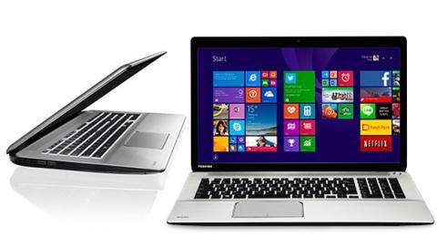 Toshiba SATELLITE P70-B, potencia y diseño en tu portátil