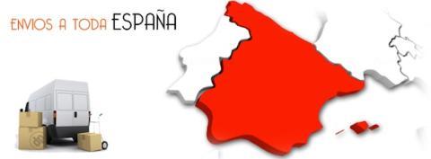 envíos a España