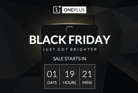 OnePlus también se apunta al Black Friday pero...¿en qué?
